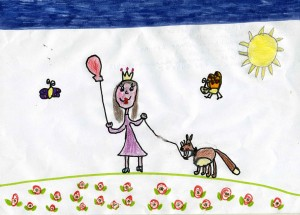 Carla Llombart Besona, 8 anys - Reus