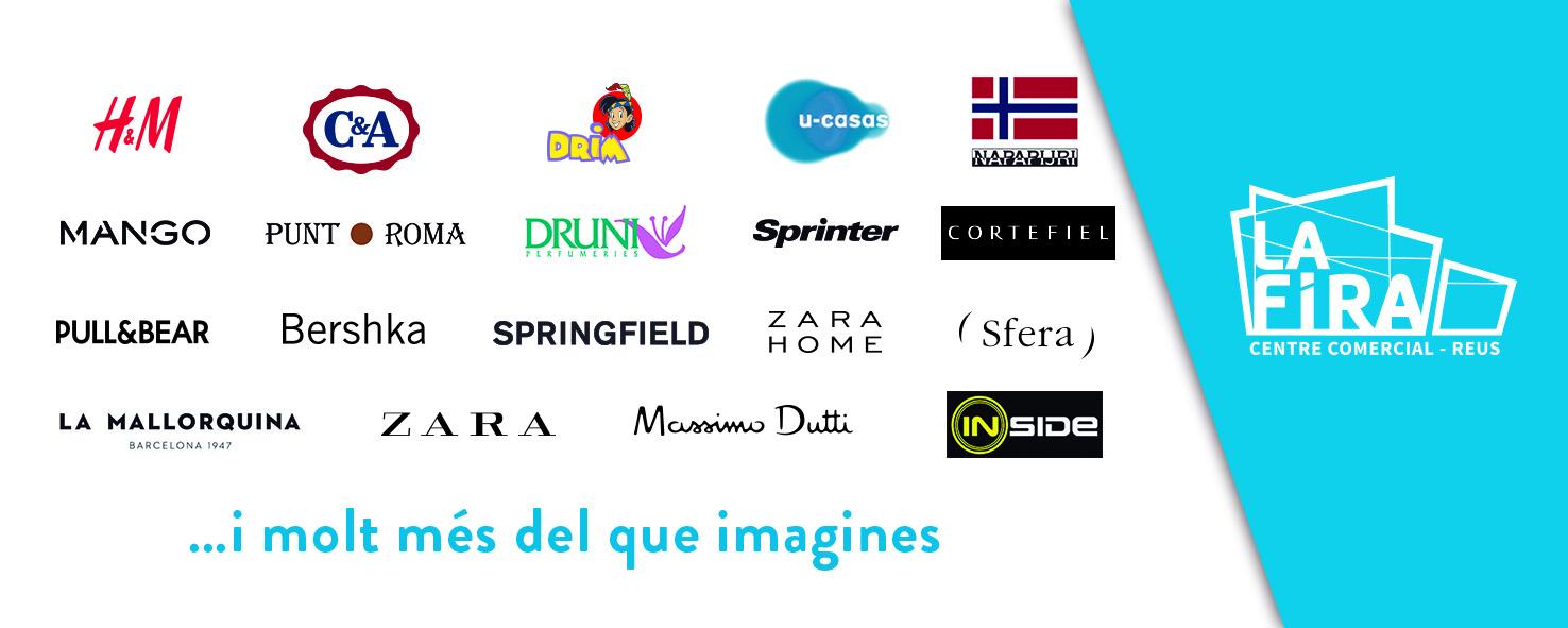 La Fira Centre Comercial Guia de Reus gener 2017