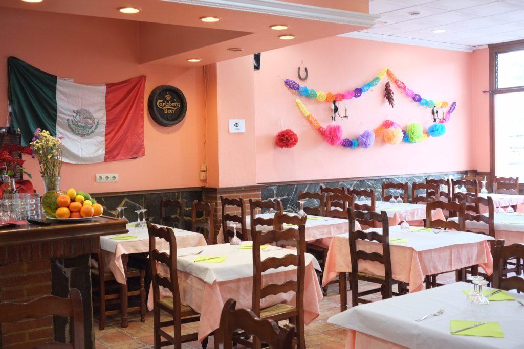 Restaurant mexicà las mañanitas Reus