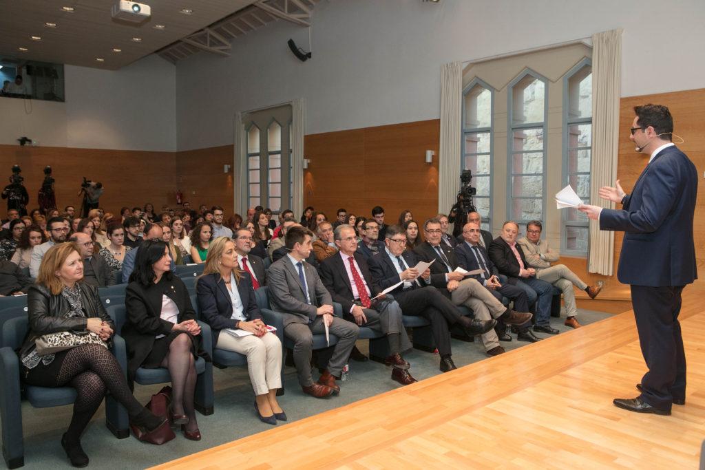 Les Beques Consell Social URV / Fundación Repsol celebren la seva onzena edició
