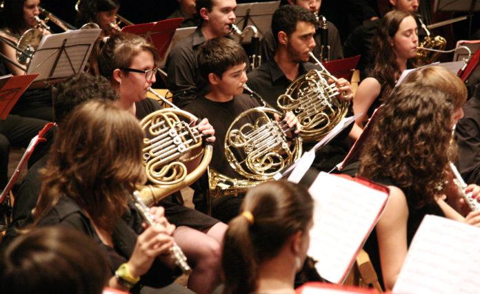 Els conservatoris de la Diputació celebraran el Dia de la Música