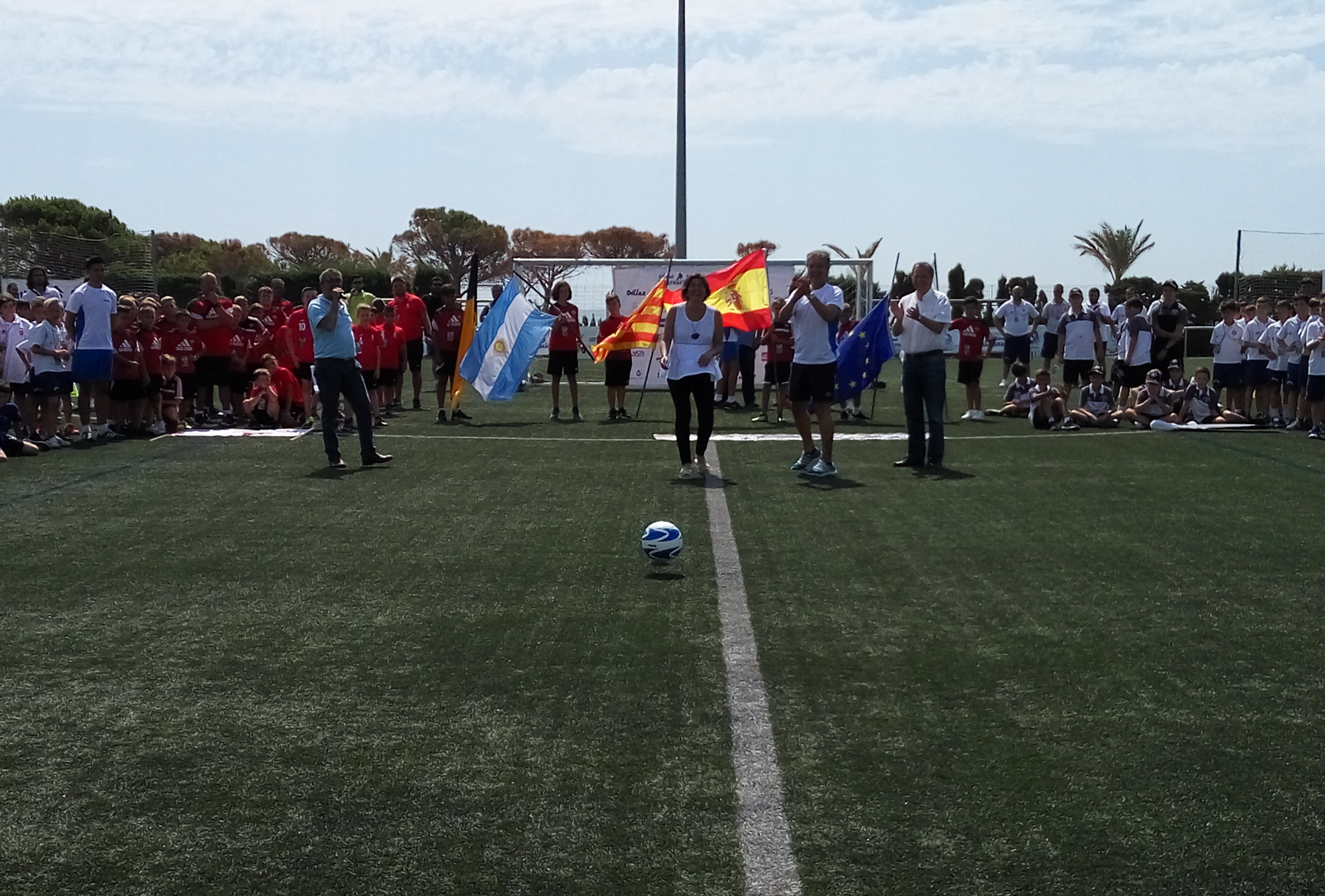 Torneig de Futbol Base Salou Youth Cup
