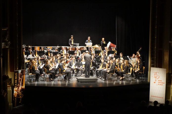 la Banda Simfònica de Reus actuarà al Parkstad Limburg Theater a Heerlen