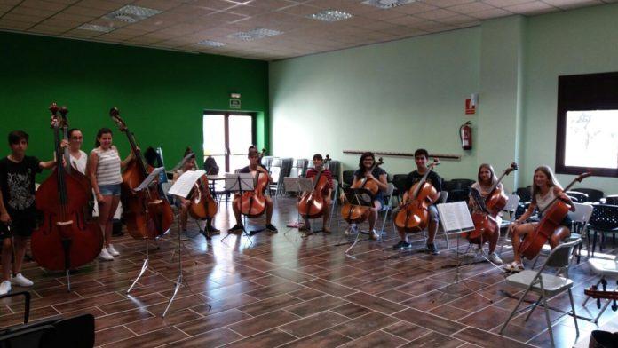 La Jove Orquestra Simfònica de la Diputació