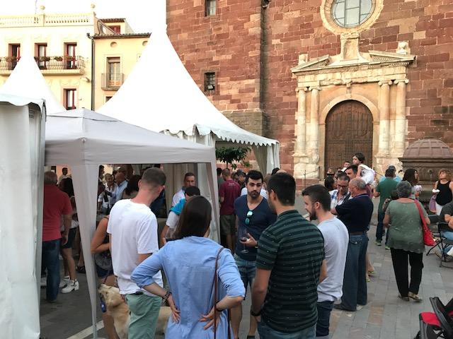 Fira del vi Prades 2017