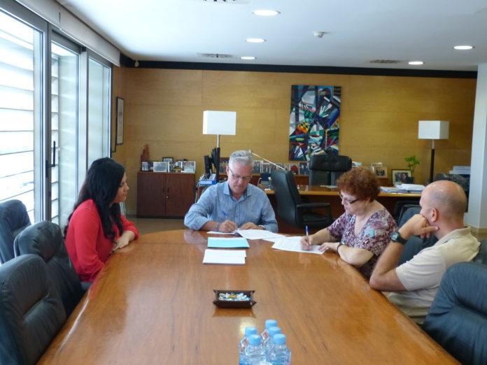 conveni de col·laboració de Benestar i Serveis Socials