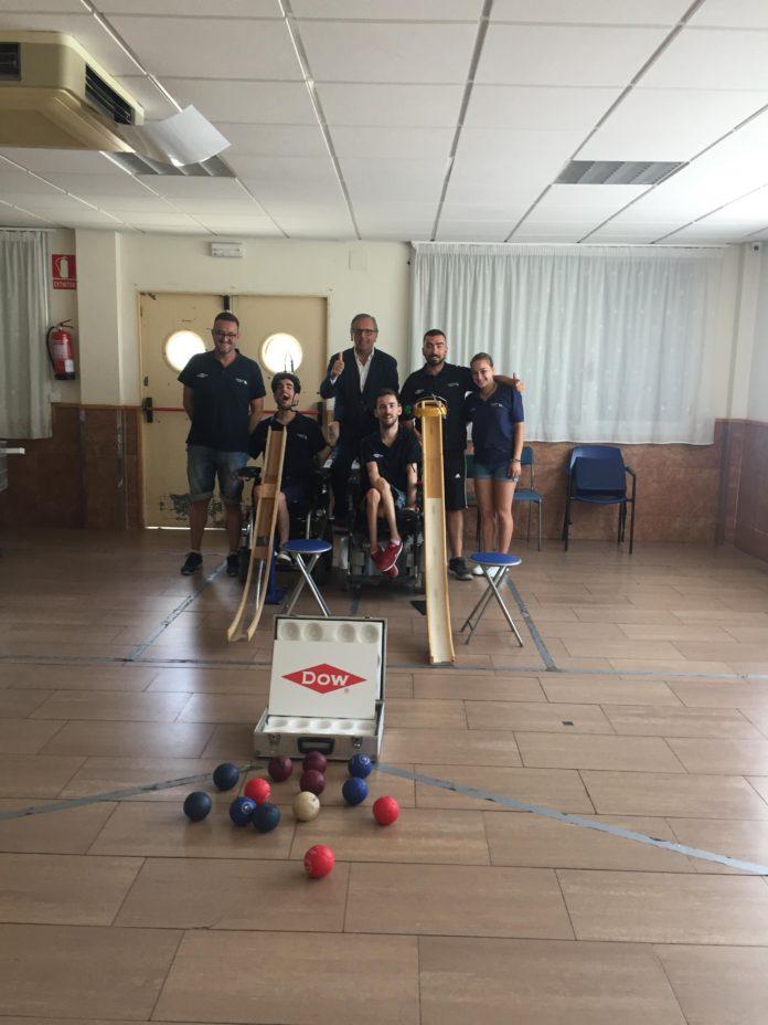 El club esportiu CEPACET