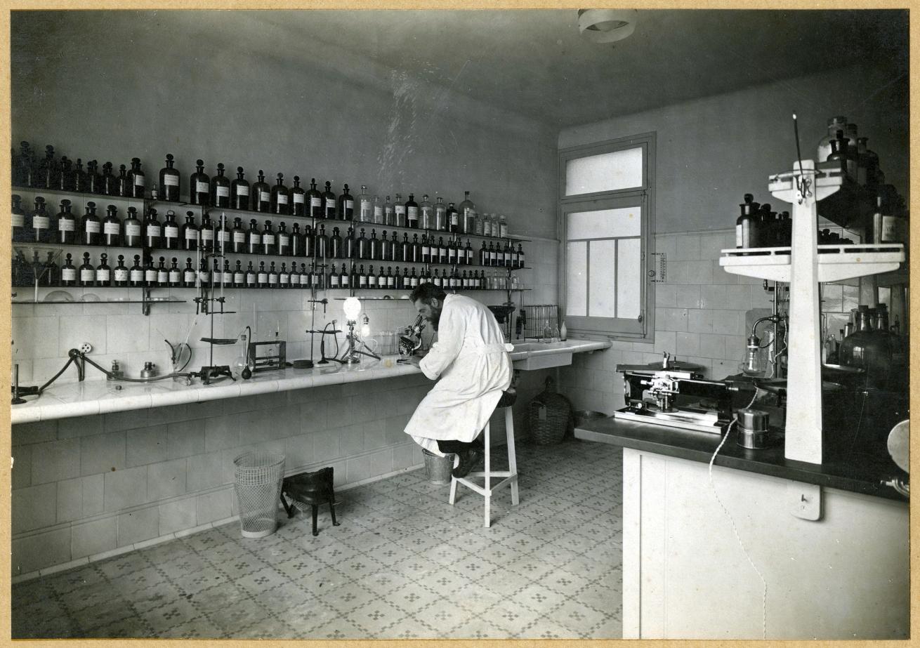 frias al laboratori