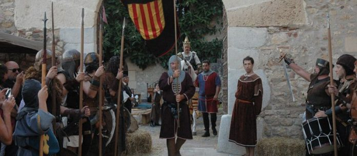 Desfilada Fira del rey Jaume I