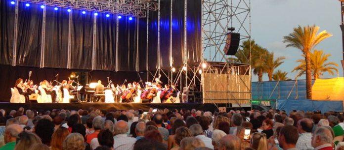 Finalitza el Festival Internacional de Musica de Salou