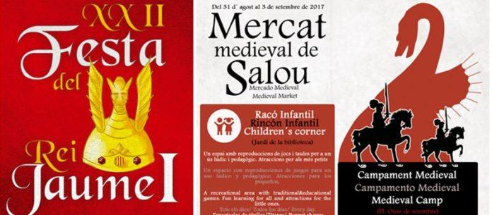 Salou Medieval 2017