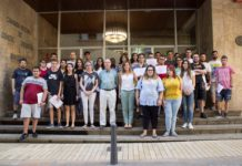 Lliurament Diplomes Programa Pice Setembre 2017