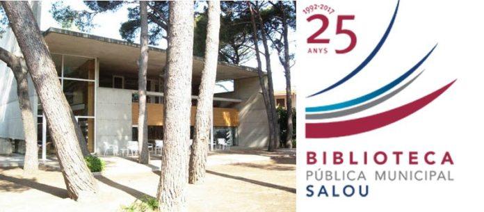 25è aniversari Biblioteca Municipal de Salou