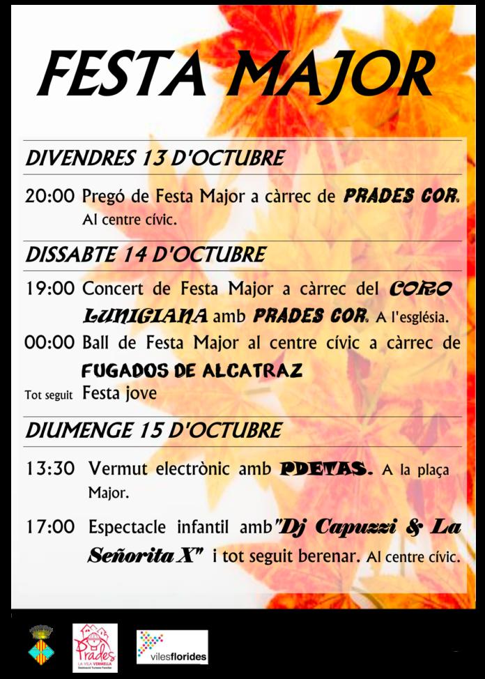 Festa-Major-de-Prades
