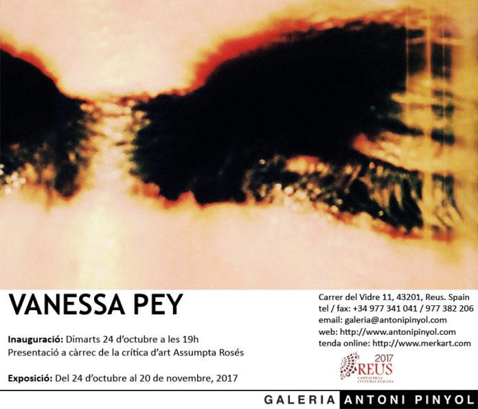 Inauguració: Vanessa Pey