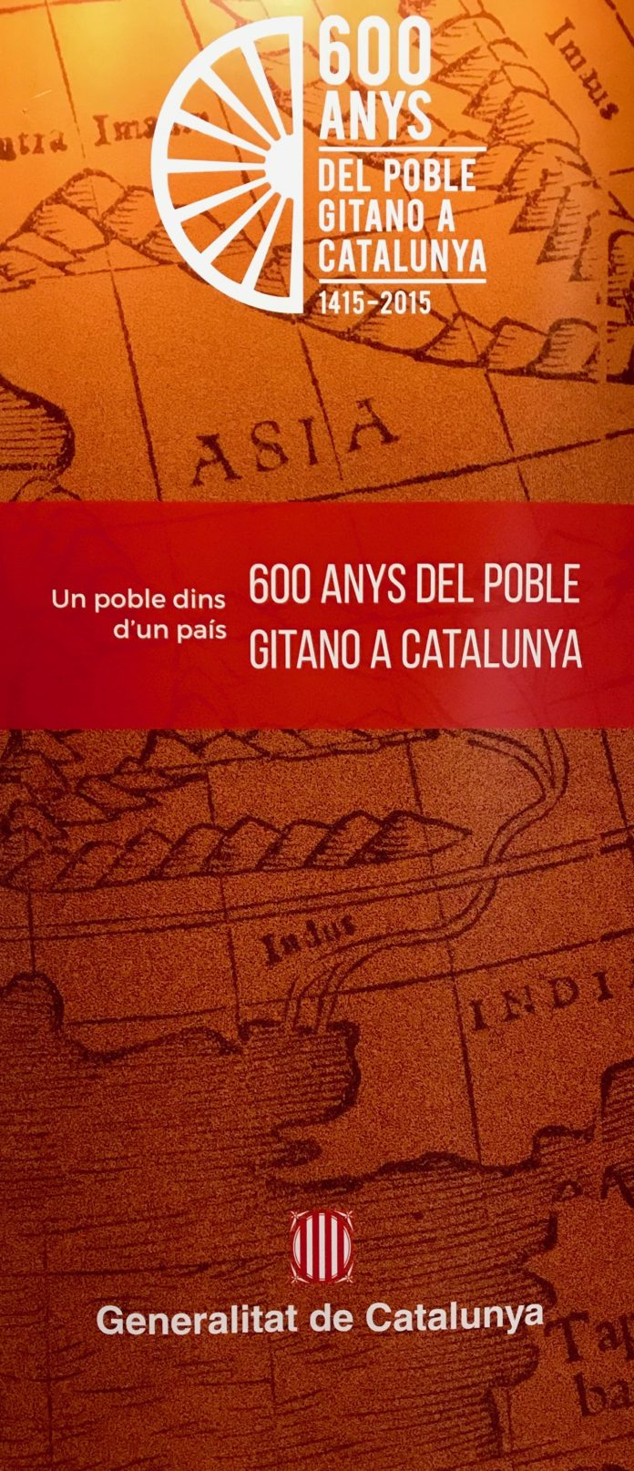 600 Anys del poble gitano a Catalunya