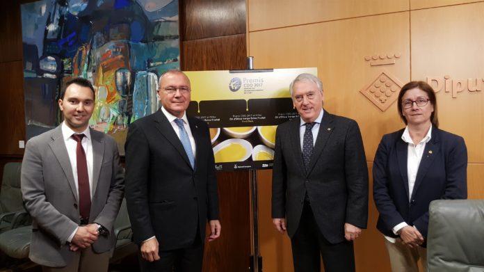 Premis CDO 2017 al millor oli d'oliva verge extra