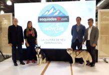 La fira Esquiades SnowFun obre portes aquest dissabte
