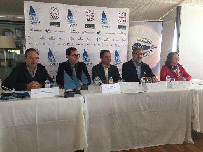 CAMPIONAT ESPANYA LÀSER 4.7 AUDI TARRACOMÒBIL