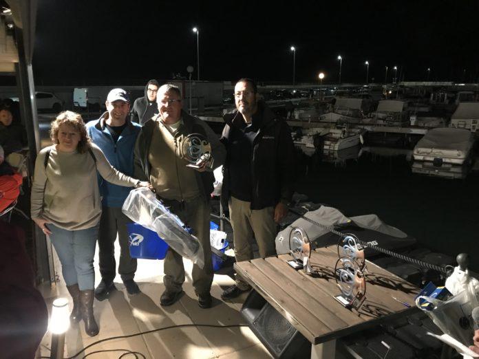 L'embarcació Llobarete del Club Nàutic Cambrils