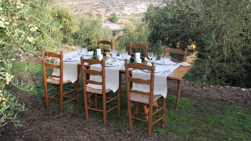 Priordei crea escapades de oleoturisme pel Priorat coincidint amb la campanya de l'oliva