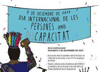 Reus programa un cicle d'activitats amb motiu del Dia Internacional de les persones amb discapacitat