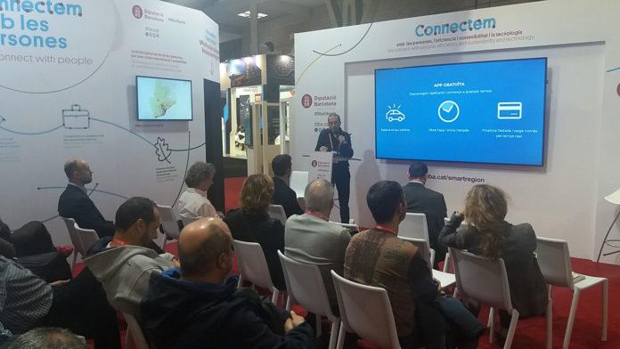Reus explica experiències innovadores a l'Smart City Expo World Congress