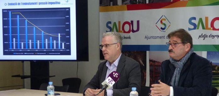 Salou presenta un pressupost pel 2018 amb una partida amb gairebé 3,6 milions d'inversió