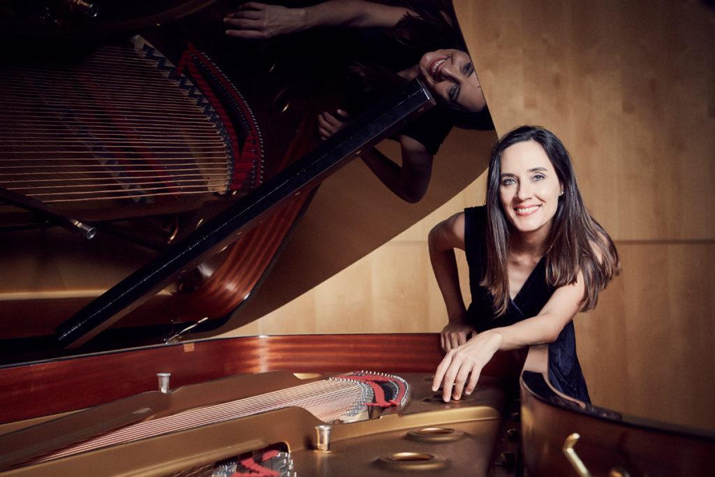 """Concert de cloenda del cicle """"Vermusic"""" i presentació del nou disc de Maria Parra"""