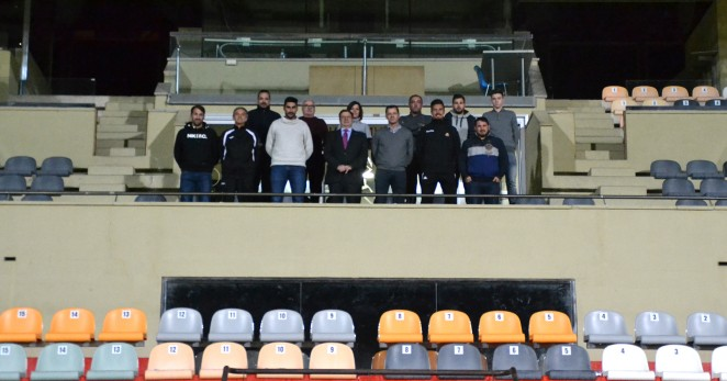 El projecte que uneix el CF Reus amb les 7 escoles de futbol formatiu de la ciutat
