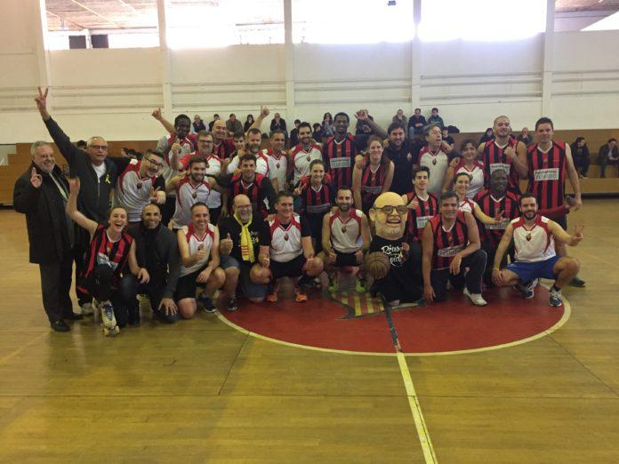 El partit de bàsquet solidari del Reus Deportiu recapta 443,30€