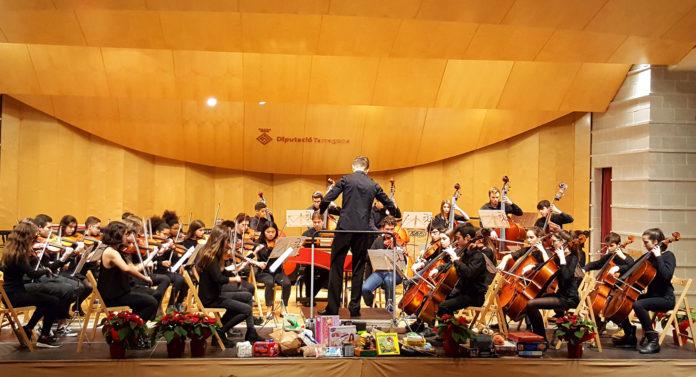 Música x Joguines al Conservatori de la Diputació a Reus
