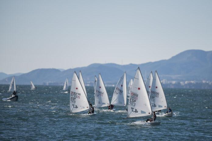 Campionat d'Espanya de Làser 4.7