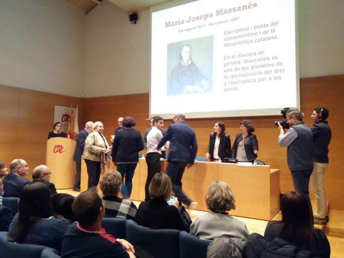 Dos alumnes de l'Institut Baix Camp reben el premi Consell Social al millor treball de recerca