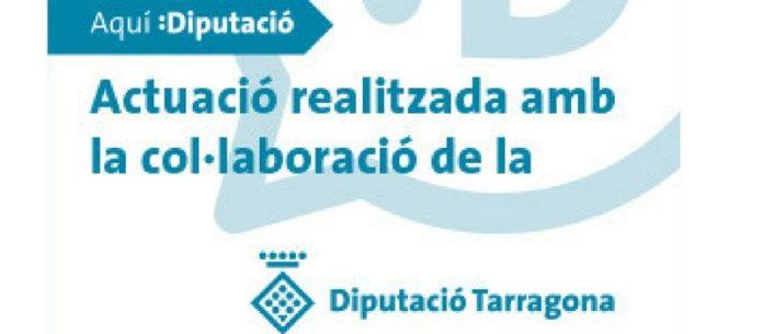 La Diputació de Tarragona concedeix a l'Ajuntament de Salou 131.843,50 € dins del Pla d'Acció Municipal