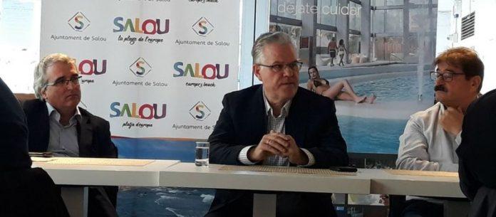 L'alcalde anuncia que el govern de Salou treballa en el nou creixement econòmic del municipi cap a la zona d'Emprius
