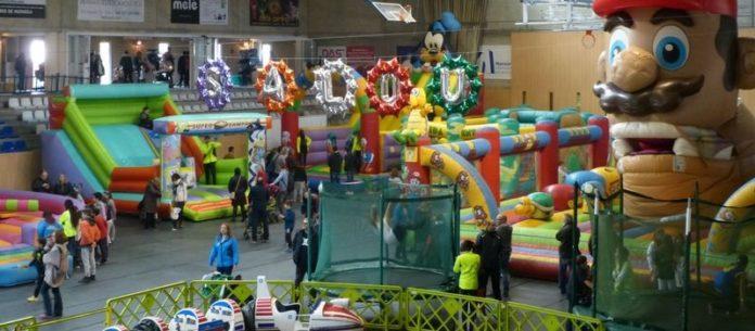 """El parc infantil de Nadal """"Espai Xic'S"""