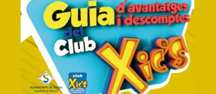 La Guia del Club Xic'S torna amb nous avantatges per tota la família
