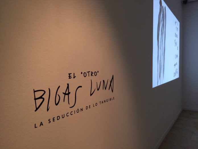 Inauguració de l'exposició 'El otro Bigas Luna (la seducción de lo tangible)', al Museu d'Art Modern de la Diputació de Tarragona