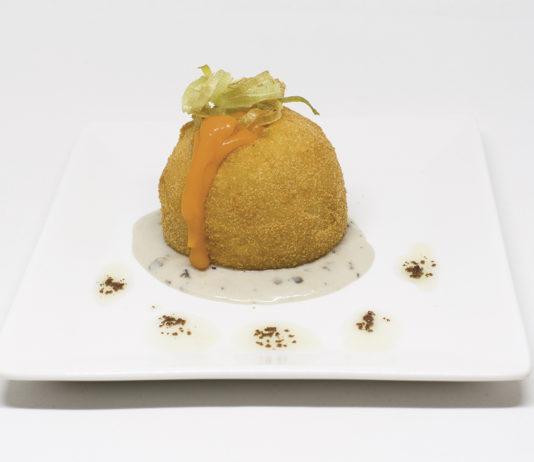 La patata volcànica, Restaurant Cafè 158