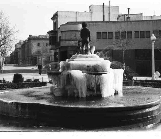 Plaça del Nen de les Oques per Antoni Zaragoza