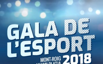 Mont-roig del Camp organitza la primera Gala de l'Esport