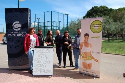 El Club Tennis Reus Monterols selecciona els 6 participants de l'Slim Diet