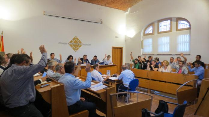 El Consell Comarcal del Baix Camp