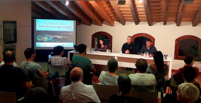El divendres 19 de gener, darrer taller participatiu sobre el futur del poble de Castelló