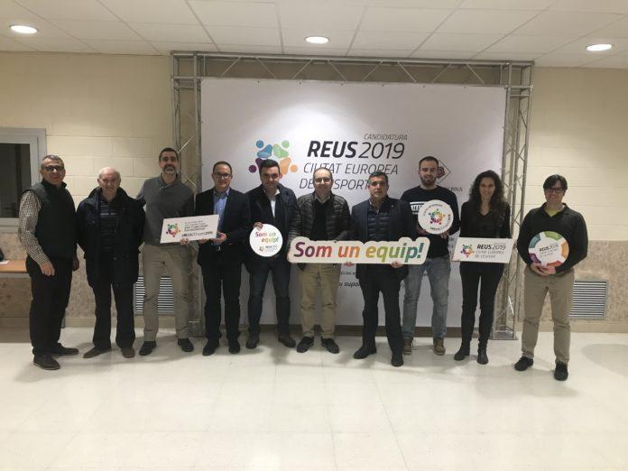Reus, Ciutat Europea de l'Esport 2019
