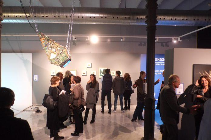 L'exposició d'art tecnològic de BEEP Ticnova incorpora una peça del britànic Anthony McGall
