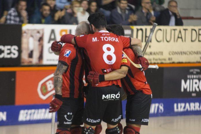 El Reus serà als quarts de final de la Lliga Europea