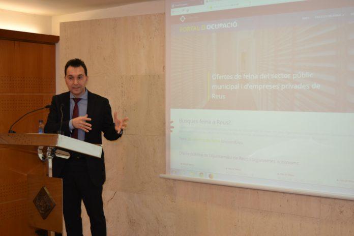 El nou Portal d'ocupació agrupa les ofertes de feina del sector públic municipal