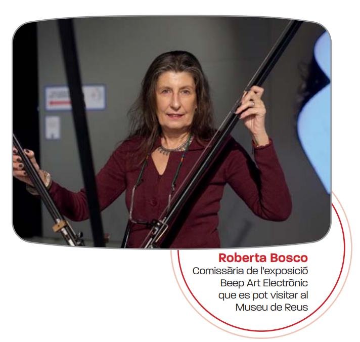 Roberta Bosco 'La col·lecció és especial, no n'hi cap d'igual a Europa ni arreu del món'